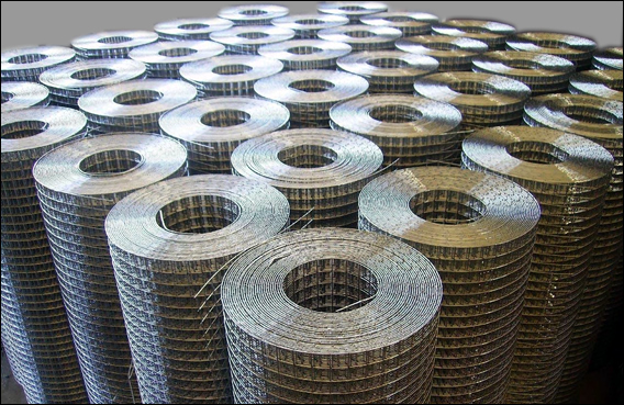 Stainless Steel Mesh,Welded in Square Holes 1 inch