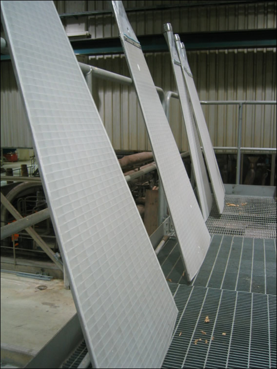 Welded Mesh Filter Sheets