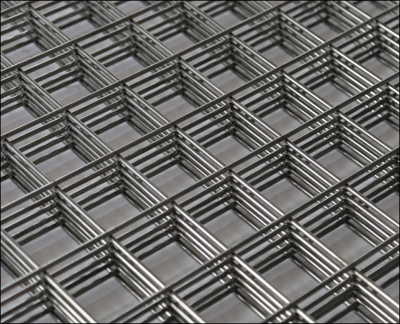Welded Stainless Steel Reinforcing Mesh Panels for Construction