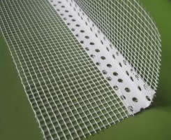 Fiberglass Mesh used to reinforce cement