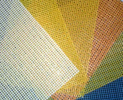 Fiberglass Mesh Color according to requirements of coustomer