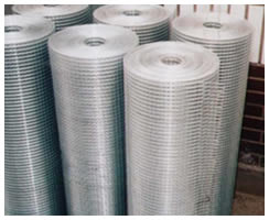 Hardware Cloth, Hot Dipped Galvanized After Woven