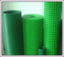 Welded Mesh Hardware Cloth Square Opening Plastic Coated