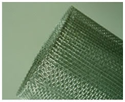 Hardware Cloth, woven with bright hot dipped wire